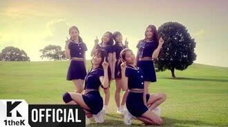 MV GFRIEND(여자친구) Me Gustas Tu(오늘부터 우리는) (Choreography Ver