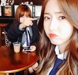 Eunha and SinB Insta Update Jun 3, 2017 (5)