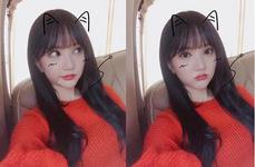 Eunha Insta Update Apr 13, 2018