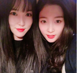 Yuju and DIA's Chaeyeon Insta Update Jan 29, 2018 (2)