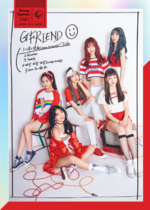 GFriend Sunny Summer Concept Photo (2)