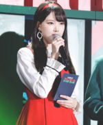 Yerin at Jeju Love Sharing Concert 171216 (3)