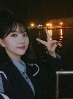 Eunha Twitter Update Dec 13, 2017