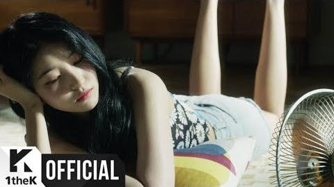 MV GFRIEND(여자친구) Sunny Summer(여름여름해)
