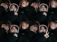 Yerin, Eunha and SinB Insta Update Jan 27, 2018 (1)