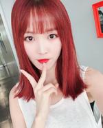 Yuju Insta Update Jul 25, 2018