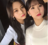 Eunha and Umji Insta Update Jan 25, 2018 (1)