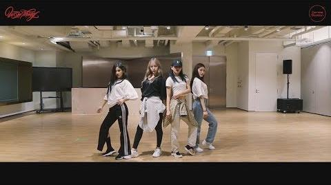 STATION X 슬기(SEULGI)X신비(여자친구)X청하X소연 'Wow Thing' Dance Practice