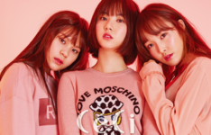 Eunha, Yuju and Umji CéCi Magazine September 2016 Issue (1)