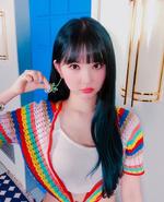 Eunha Insta Update Jul 30, 2018 (1)