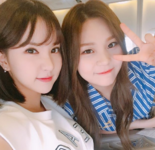 Eunha and Umji Insta Update Jul 8, 2017 (2)