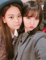 Eunha and Umji Insta Update Nov 1, 2017 (3)