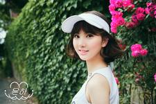 Eunha LOL Promo Photo (2)