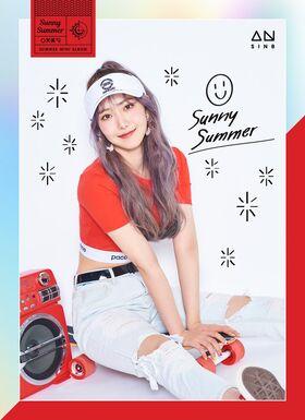 GFriend Sunny Summer SinB 2