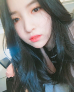Sowon Insta Update Oct 31, 2017