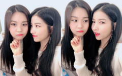 Sowon and Umji Insta Update Dec 12, 2017 (2)