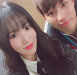 Yuju and Hwang Dae Hyun Insta Update Feb 24, 2018
