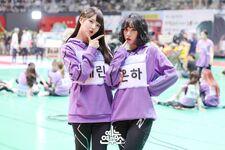 ISAC 2018 Yerin & Eunha