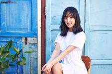Eunha GFriend 2018 Season's Greetings