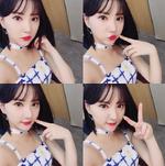 Eunha Insta Update Aug 3, 2017