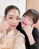Yerin and I (Cha Yoonji) Insta Update Feb 4, 2018 (2)