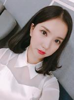 Eunha Twitter Update Nov 5, 2017