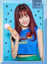 GFriend Sunny Summer Yuju 3