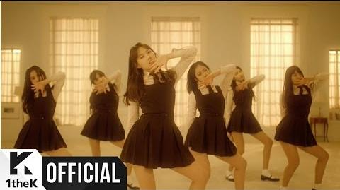 MV 여자친구(GFRIEND) 시간을 달려서(Rough) (Choreography Ver.)