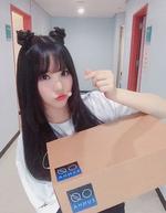 Eunha Insta Update May 6 ,2018