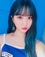 Eunha Insta Update Jul 30, 2018 (3)