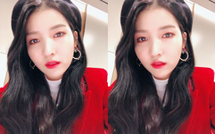 Sowon Insta Update Dec 17, 2017 (2)