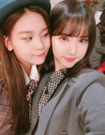 Eunha and Umji Insta Update Nov 1, 2017 (4)
