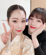Yerin and I (Cha Yoonji) Insta Update Feb 4, 2018 (1)