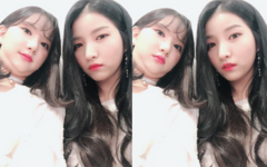 Sowon and Eunha Insta Update Dec 13, 2017 (2)