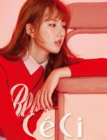 Yerin CéCi Magazine September 2016 Issue