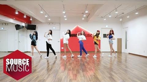 여자친구 GFRIEND - 여름여름해 (Sunny Summer) Dance Practice ver