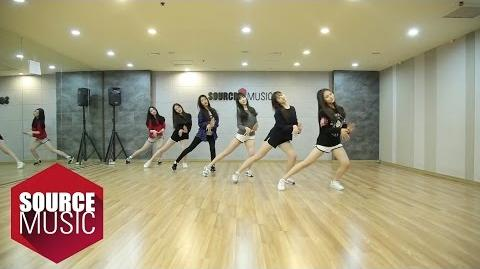 여자친구(GFRIEND) - 유리구슬(Glass Bead) Dance Practice ver.