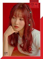 GFriend Sunny Summer Yuju 5