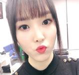 Yuju Insta Update Mar 14, 2017 (1)