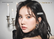 Eunha Time For Us Midnight Concept Photo