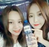 SinB and Umji Insta Update Jul 17, 2017