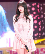 Yerin at Kyeongsang University Festival 171019 (1)