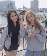 SinB and Umji Insta Update Apr 4, 2018 (1)