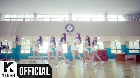 MV GFRIEND(여자친구) Glass Bead(유리구슬) M V (Choreography ver.)