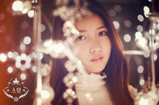 Sowon Snowflake Promo Photo (4)