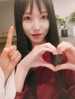 Yuju Twitter Update Dec 5, 2017