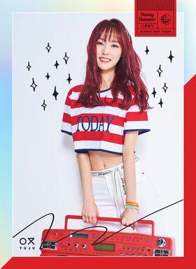GFriend Sunny Summer Yuju 2