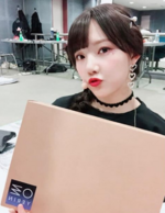 Yerin Insta Update May 6 ,2018