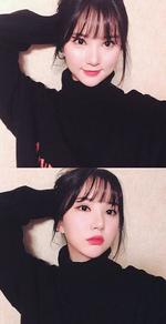 Eunha Insta Update Nov 21, 2017 (1)