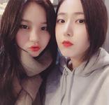 SinB and Umji Insta Update Mar 12, 2018 (3)